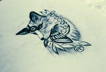 Саманта / Рисунки