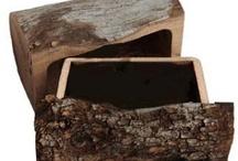 Wood Crafts / by Kim Stine