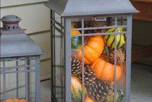 Jesienny dom