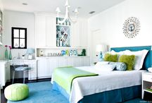 Bedrooms / by Keeley Stone