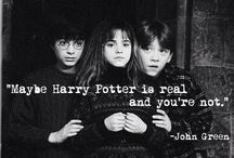 Harry Potter - facts, quotes, everything!