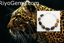 Gemstone Jewellery / Gemstone Jewellery by Riyo.co.uk / by Riyo.co.uk