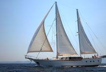 TURKISH DELIGHT / #sailing, #yacht, #bluevoyage, #yachtcharter, www.cnlyacht.com