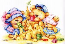 открыточки Марины Федотовой