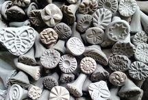 Keramikstämplar