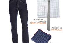 Smart Casual Menswear