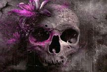 Skulls / Something what I really love! Skulls!