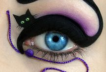 Cool Makeup Ideas / These #Makeup Artists Create #Incredible Art. Its Just Beyond Imagination. Whoa