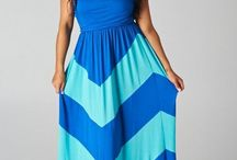 Plus size/Curvy summer outfits
