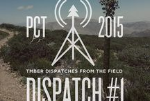 PCT 2015 Dispatches / Follow Tmber Ambassador Chris Berry and Crew as they take on the Pacific Crest Trail. / by tmber