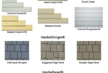 Exterior - Siding / Exterior siding ideas.  Follow us on Facebook: https://www.facebook.com/DTracConstructionLtd Visit Our Website: www.dtracconstruction.com Follow us on Twitter: https://twitter.com/DTrac_Edmonton