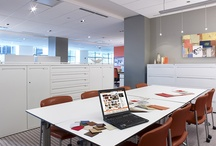 Breakrooms and Lounges