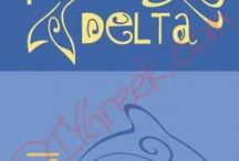 Tri Delta / by Kaitlyn Dorr