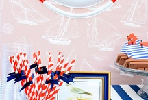 Reese's First Birthday Party / Nautical Themed / by Audrey Myers