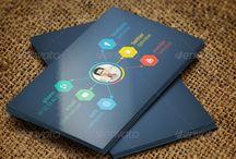 biz card inspiration / by Lauren Vikander