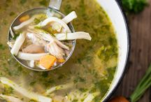 Soups & Stews / Cold weather meals / by MarreeDee