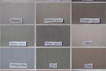 HOME / Ollas / värejä ja pintoja