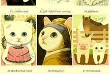 Cats / by Rovie Sayo