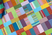 Quilts with stripes