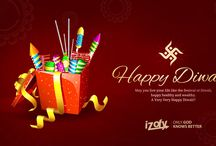 Celebrations With iZofy / Festivals and celebrations are a prominent part of our life! iZofy hopes to make them extra special!!!