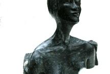 Sculptures / Mes sculptures et d'autres que j'aime