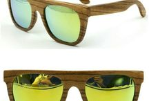 Bamboo & Wooden Sunglasses