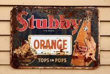 Vintage Signs / A Collection of Great Vintage Signs!