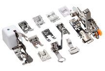 SINGER Presser Feet / SINGER makes many different presser feet to make sewing easier for you!