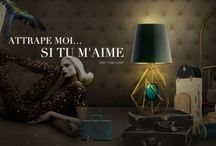 Glamorous Table Lamps