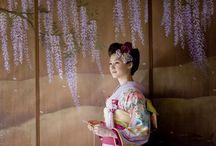 Kimono / #kimono #japan / by Sonoe Kinoshita