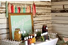 Party Ideas / by Jessica Zehner