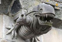 Gekke Gargoyles