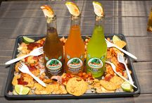 Jarritos and Mariscos. / Jarritos and Mariscos. seafood, seafood cocktails, mexican food, mexican dishes, mexican food, food, shrimp, Jarritos, Soft Drink, Mexican Soda, Fruit Flavored Soda, Glass Bottle, Iconic Beverage,  Soda Mixer, Soda in a Glass Bottle, Real Sugar, Cane Sugar, Made in Mexico, Mexico, Mexican, Natural Flavor Soda, 100 percent natural sugar, Mexican food, cocktail recipes, Mexican, Naturally Flavored, Bright, Colored Soda, Fun Soda, Colorful Sodas, Iconic Mexican Soda.