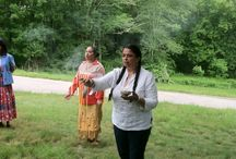 Opening Weekend 2015 / Heritage Days: Indigenous Peoples A collaboration with the Tomaquag Memorial Museum, celebrating the original peoples.