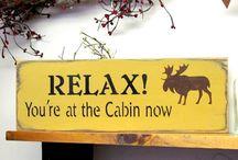 Cabin / Hytte ting
