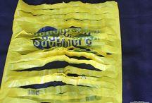 plastic bag fun