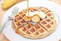 Recetas. Waffles