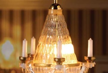 Dolls' house lighting  / by Dolls House Emporium