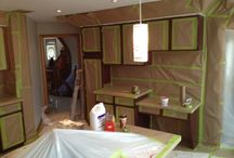 Kitchen Renovation in Oakville / Take a look at our ongoing Kitchen Renovation Project in Oakville.
