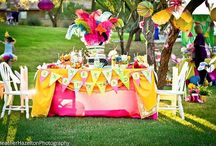 Edie's birthday party / by Philosophy Flowers Official