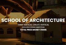 Think Vertical Create Vertical. Participate In Open International Design Competition.