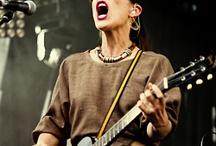 Musicians that rock my world / by Kim Mcginnis