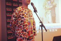 Grazia ❤ Fashion Masterclass 2014 / Op zaterdag 17 mei was de Grazia Fashion Masterclass met o.a. Bridget Maasland, Bas Kosters, Cara Schiffelers en Manon Meijers. Bekijk hier de backstage foto's.  / by Grazia Nederland