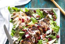 Pork Salads