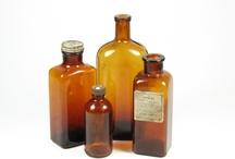 Objects . Bottles & Jars