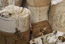 Vintage corsets, stays & ensembles