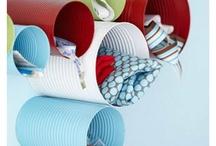 Decorating ideas / organization / by Elizabeth Lane
