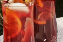 drink recipes / by Jeannette Sauer