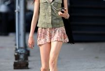 floral dress with jacket