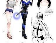 Nightwing cosplay~